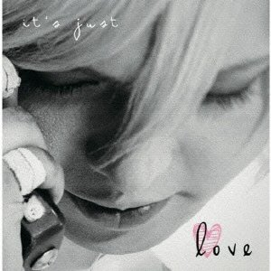 It's just love 初回限定盤(CD+DVD)